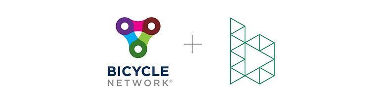 Bicycle Network and BJM Design logo